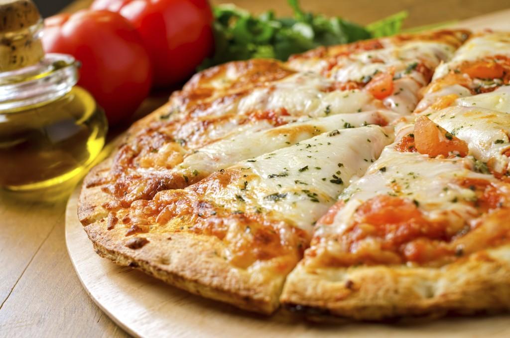 flatbread and pizza